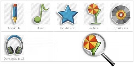 Icon Set Template 12066 Screenshots