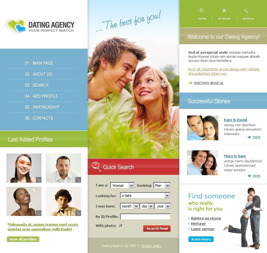 review dating websites