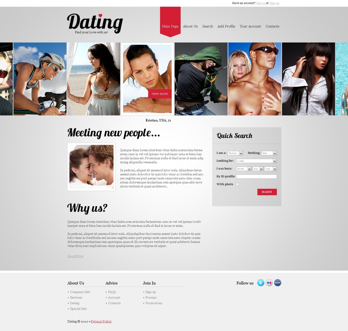 Online-business-speed-dating-software