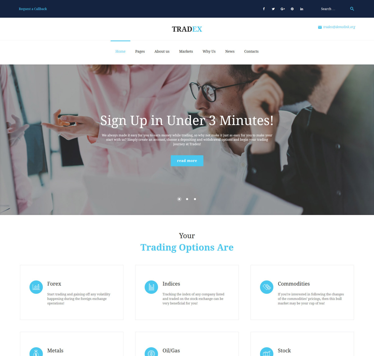 The Ideal Stock and Forex Trading WordPress Themes & Plugins