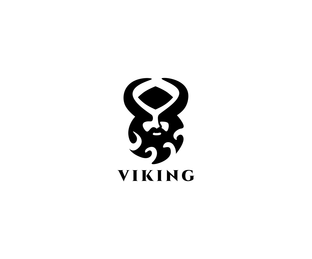 Viking Logo Template 71080