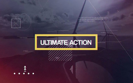 Ultimate Action After Effects Template