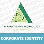 Corporate Identity Template 12194