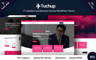 Tuchup - It Solution Service and Business
