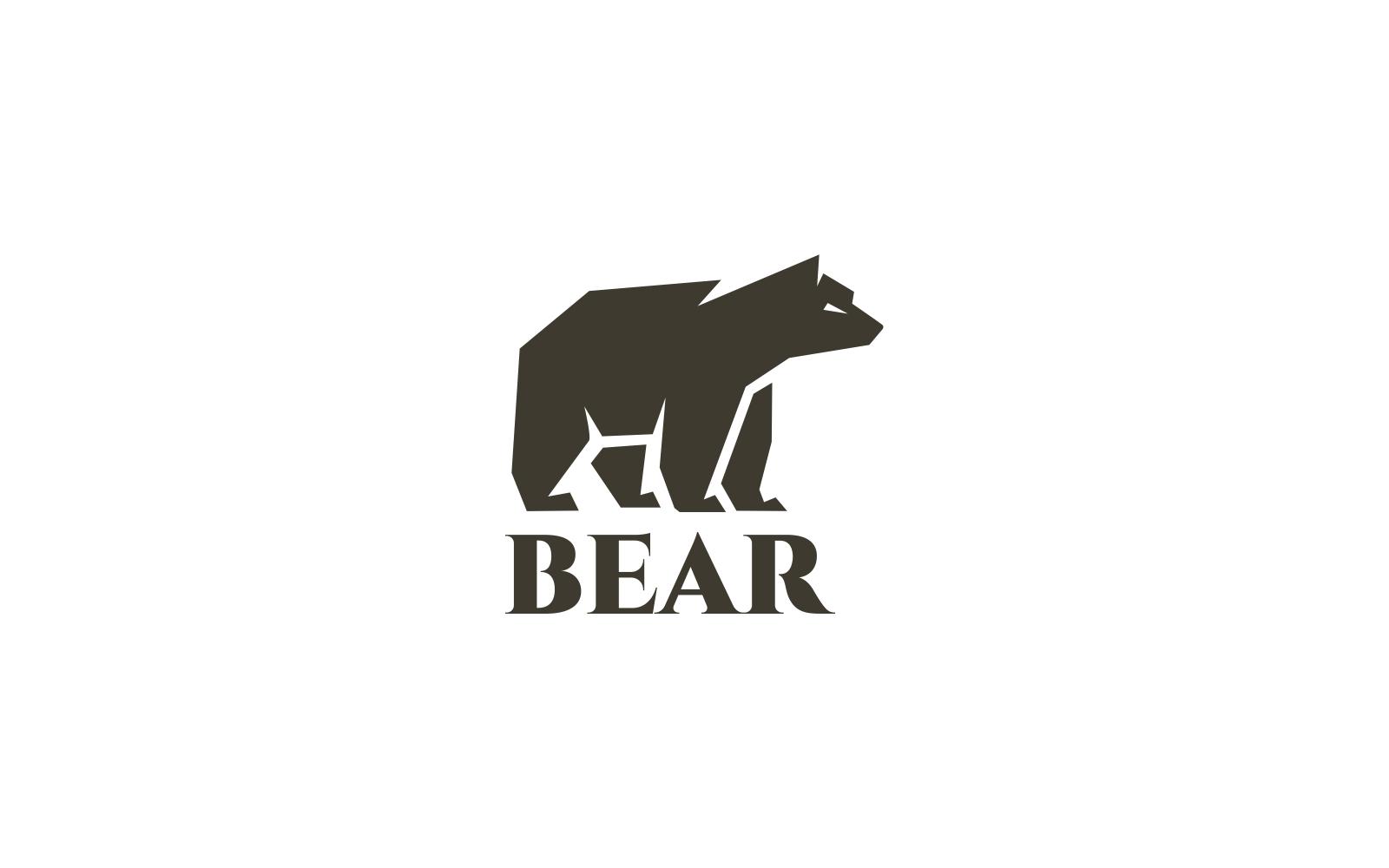 """Tema di Loghi #121116 """"Bear"""""""