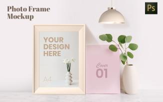 Photo Frame product mockup