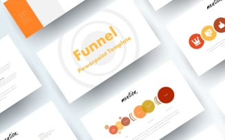 Free Funnel PowerPoint template
