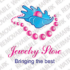 Jewelry Logo  Template 12201