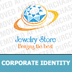 Jewelry Corporate Identity Template 12288