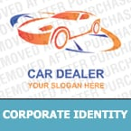 Cars Corporate Identity Template 12292