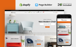 Interio Furniture Store Shopify Theme
