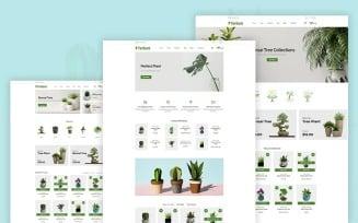 Terlant - Nursery Flower Plant Shopify Theme
