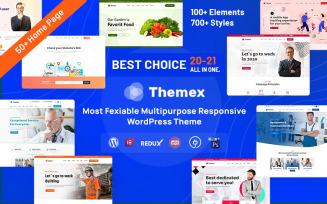Themex - Multipurpose Responsive