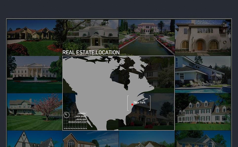 Template Flash Com Introdução para Sites de Agencia imobiliária №12387 New Screenshots BIG