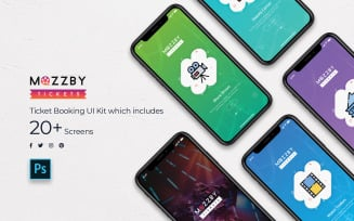 Mozzby UI Element