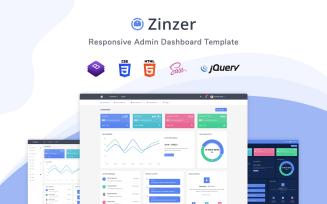 Zinzar - Responsive