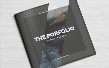Multipurpose Porfolio Magazine Template