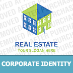 Real Estate Corporate Identity Template 12418