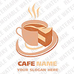 Cafe & Restaurant Logo  Template 12492