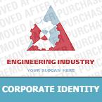 Corporate Identity Template 12493