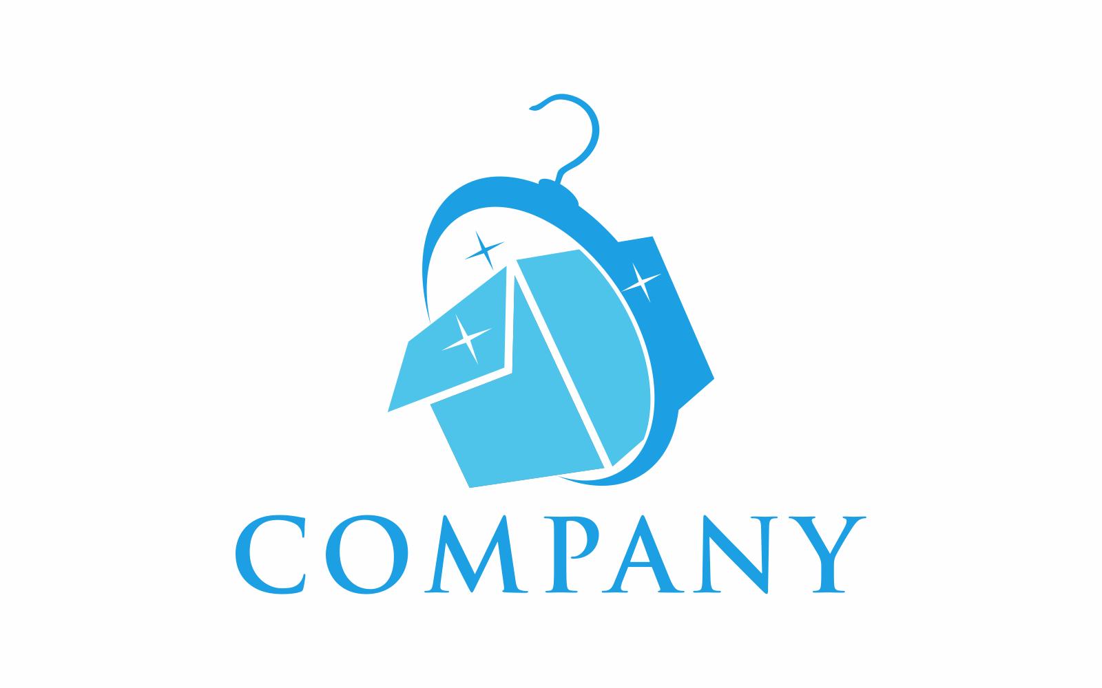 """Box Loundry"" - Шаблон логотипу №124324"