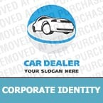 Cars Corporate Identity Template 12589