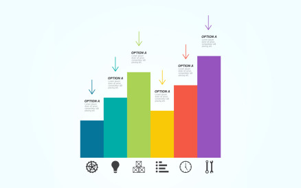 Diagram Analytic Business Infographic Element