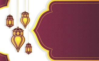 Islamic Luxury Lantern