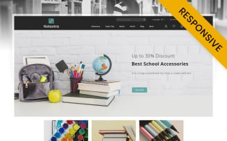 Notextra - Stationery Store