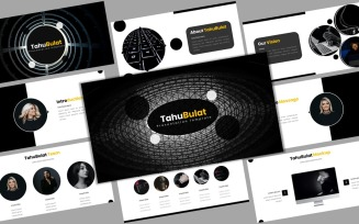 TahuBulat - Creative Business