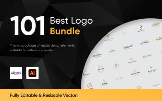 101 Business Design Logo Template