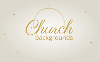 10 Free Church Background