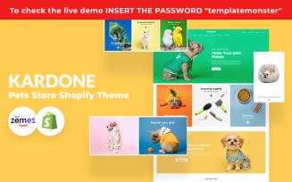 KarDone - Pets Store Shopify Theme