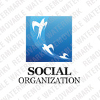 Society and Culture Logo  Template 12657
