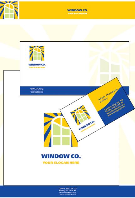 Corporate Identity 12677 Screenshot