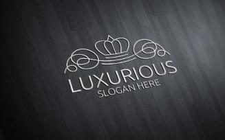 Luxurious Royal 9 Logo Template
