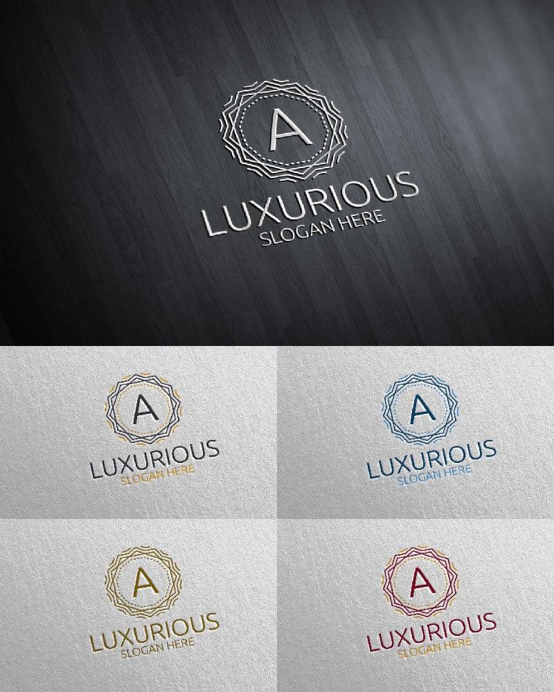 Luxurious Royal 22 Logo Template