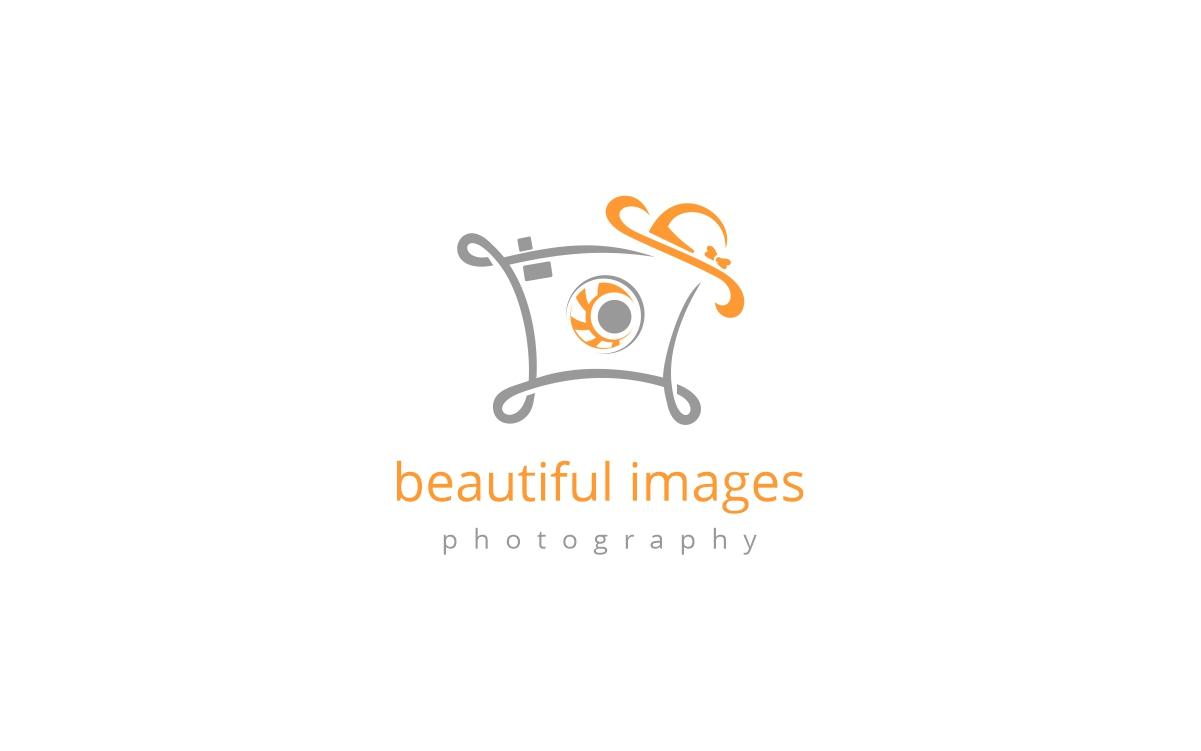 """Template di Loghi #126184 """"Beauty Camera"""""""
