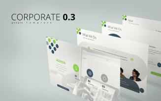 Corporate 0.3 Templates