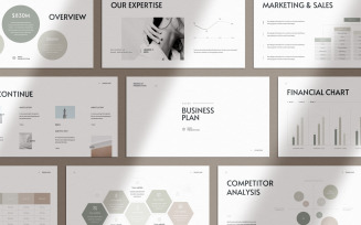 Maku | Business Plan Template