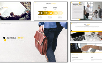 Business Project - Creative Business