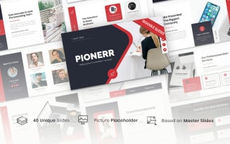 Pionerr - Multipurpose  Template