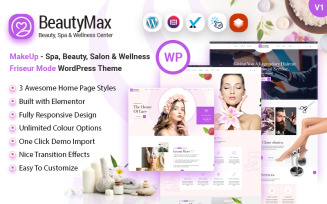 Beautymax - Spa Beauty Wellness Center and Barber Salon