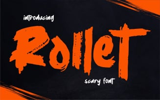 Rollet | Scary
