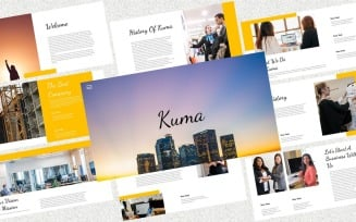 Kuma – Creative Business