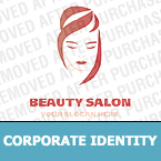 Beauty Corporate Identity Template 12746