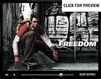 ADOBE Photoshop Template 12821 Home Page Screenshot
