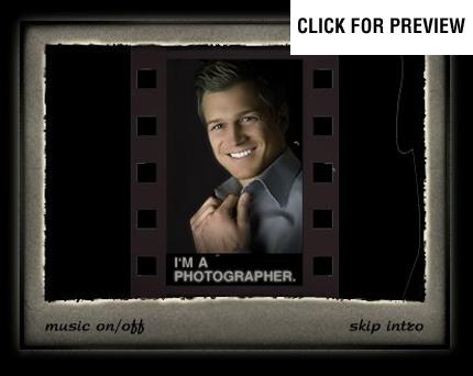 ADOBE Photoshop Template 12942 Home Page Screenshot