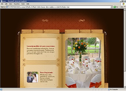 Website Template #13026