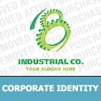 Corporate Identity Template 13040